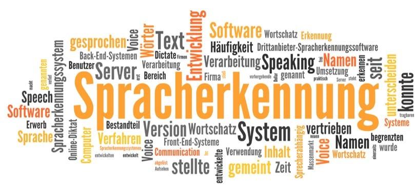Automatisierte Spracherkennung