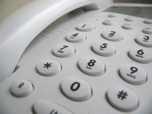telefonat aufnehmen