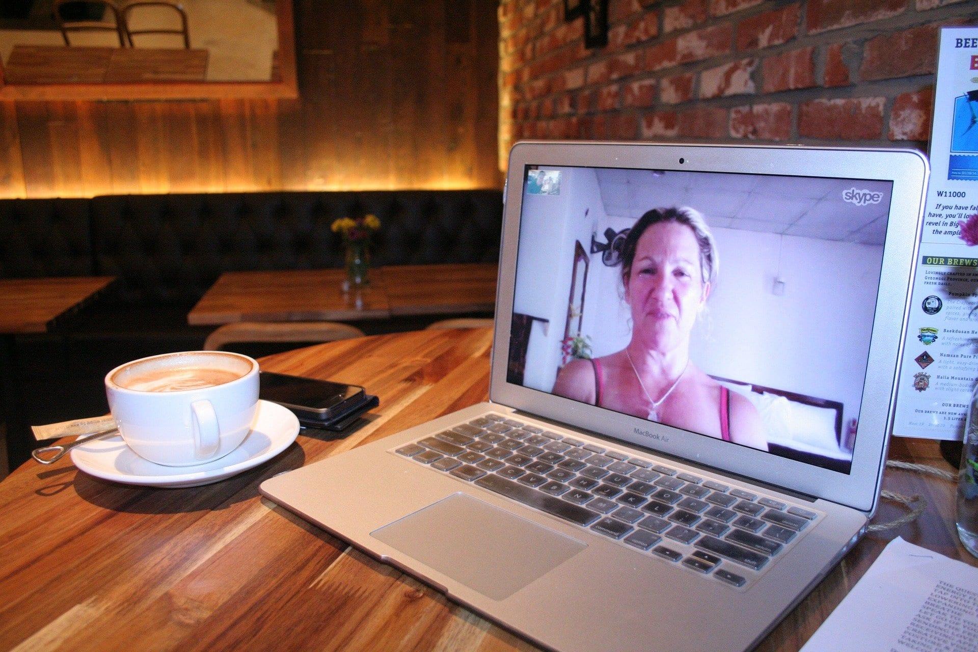 Skype aufnehmen